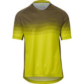 Giro Roust MTB Kortærmet cykeltrøje Herrer grøn/oliven